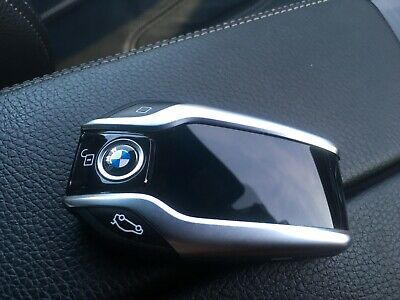 2017 BMW 5 Series Display Key