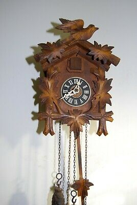 small working cuckoo clock
