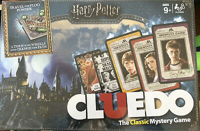 Winning Moves 029728 Harry Potter Cluedo Mystery Board Game