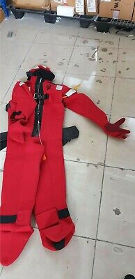CREWSAVER SOLAS MED Approved Neoprene Immersion Suit *U-SIZE*