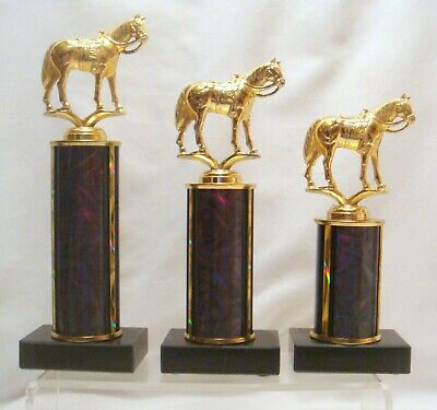 Boy and bull calf trophy topper gold-tone metal trophy top 4H award solid cast metal state fair trophy county fair trophy