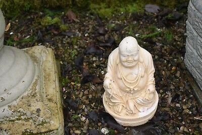 THICK LATEX MOULD MOLD OF A BUDDHA 20cms TALL BY 12cms WIDE APPROX