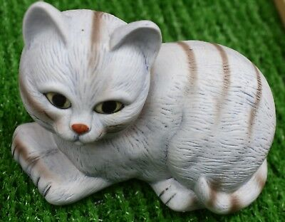 Cats and ornaments - latex mould mold of a Small Cat 10CMS X 8CMS
