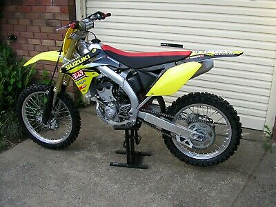 Suzuki RMZ250 RMZ 250 2013 Fantastic condition 250f, With video, copy and past.
