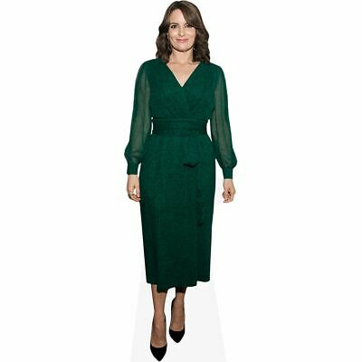 Tina Fey (Green Dress) tamano natural