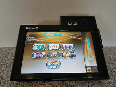 Megatouch RX Widescreen Countertop Touchscreen Game w/ Warranty & Tech Support