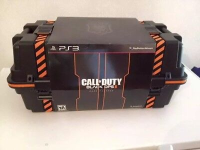 CALL OF DUTY BLACK OPS 2 II CARE PACKAGE EDITION PS3 UK New READ DESCRIPTION