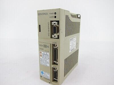 Yaskawa SGDA-02AS Servopack AC Servo Drive SGDA02AS