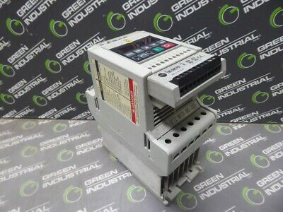 USED 0.5 HP Allen Bradley 160S-AA02NPS1 Variable Frequency Drive Ser.C FRN: 7.05