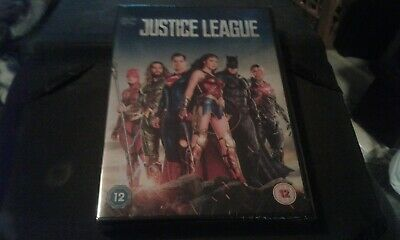 Justice League (DVD, 2018) REG 2 BRAND NEW