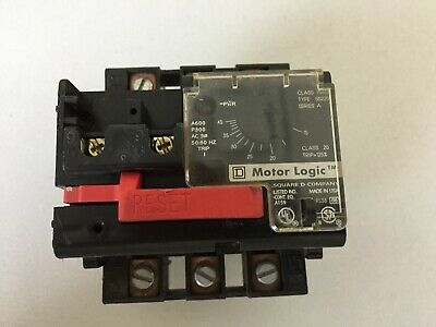 Square D 9065-Ss220 Overload Relay
