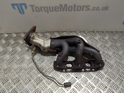 Nissan 370z GT Left exhaust manifold