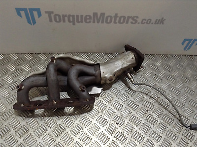 Nissan 370z GT Right exhaust manifold