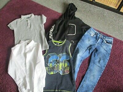 Boys Bundle Age 10 Years Next Jeans Hoody T-Shirts