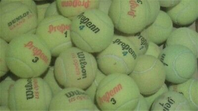 Tennis Balls, 100 Box, Country Club Used, Dogs, Toys, Games, Chairs, Etc...