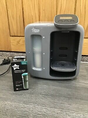 Tommee Tippee Perfect Prep Day & Night Machine With New Boxed Filter