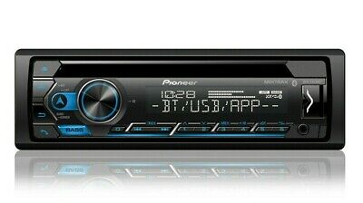 Pioneer DEH-S4200BT Bluetooth Car Stereo CD Receiver Player *DEHS4200