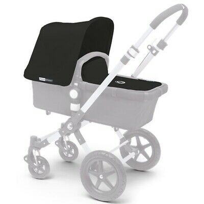 Bugaboo Cameleon 3 Tailored Fabric Set Black