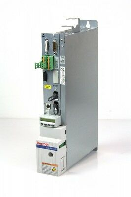 Rexroth - Indradrive C 11,5A 5,1 Kw Frequency Converter - HCS02.1E W0028 A 03