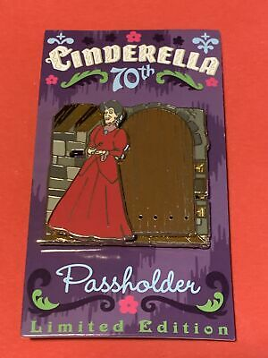 Disney AP Exclusive Pin Cinderella Step Mother Pin LE 4,000 70th Anniversary