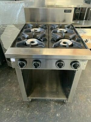 Cobra C6D 4 Burner Gas Cook Top IN NEW CONDITION (NATURAL GAS..
