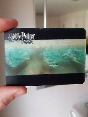 Harry Potter and the Goblet of Fire Case Topper card