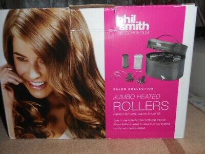 Phil Smith Jumbo Heated Rollers