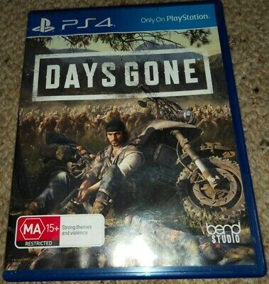 Days Gone PS4 Playstation 4