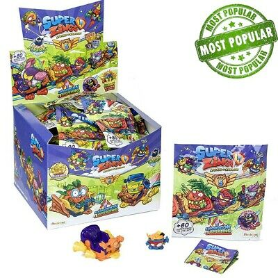 Superzings Series 5 Pack Of 24 X Aerowagon New Sealed Full Box Free Delivery Uk