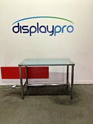 Heavy Duty Commercial Kitchen Prep Table Catering Equipment