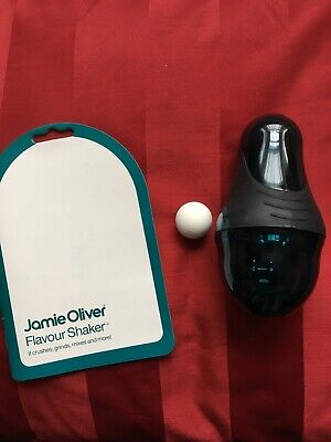Jamie Oliver Flavour Shaker with ball- BLUE