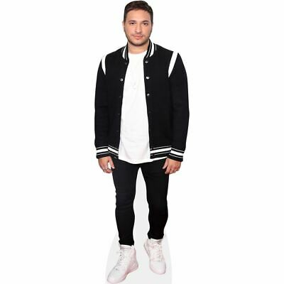 Jonas Blue (Black Jacket) tamano natural