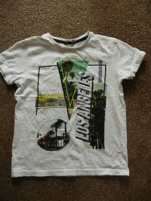 Los Angeles  White T-Shirt    Aged 910 Years Old
