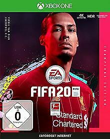 FIFA 20 - Champions Edition - [Xbox One] by Electroni... | Game | condition good