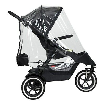 NEW Phil&Teds - Sport Storm Cover from Baby Barn Discounts