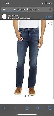 7 SEVEN For All Mankind Slimmy Jeans - Men's Size 34