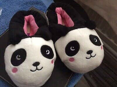 Lily & Dan Novelty Slippers - Size 12 - 13, Ideal Birthday Gift! - Brand New