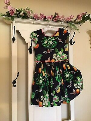 💕 Stunning TED BAKER Girls Dress age12 Fully Lined