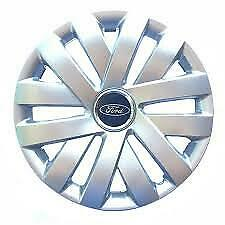 """Set X 4 Wheel Trims Hub Caps Covers To Fit Ford Transit Connect Custom 16"""" 409"""