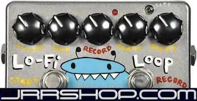 ZVEX Effects Vexter Lo-Fi Loop Junky Guitar Effects Pedal New JRR Shop