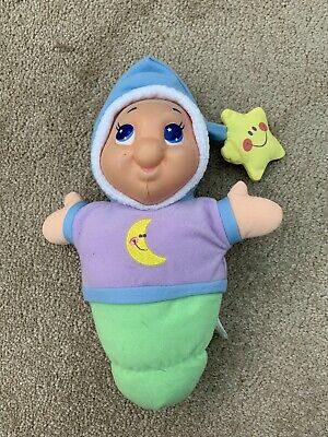 Retro Playskool Gloworm Baby Music/Nightlight