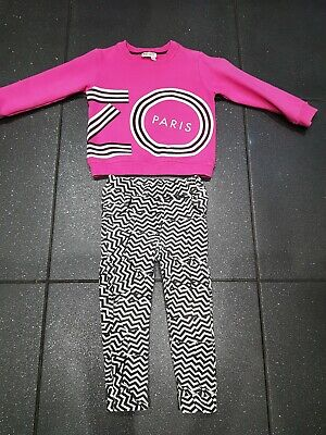 Kenzo Outfit Age 3