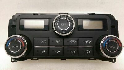 Temperature Control With AC King Cab Fits 14-17 FRONTIER 271412