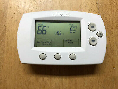 OEM Honeywell FocusPro 6000 5-1-1 Programmable Thermostat TH6110D1021 EnergyStar