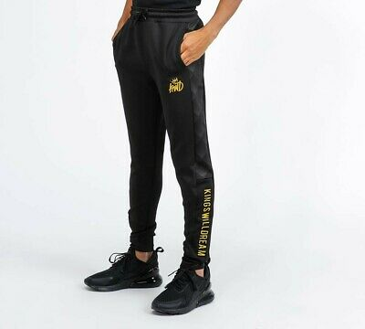 Kings Will Dream Kids Gisha Poly Joggers KWD Junior Tracksuit Bottoms Pants Gym