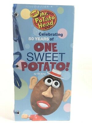 Mr Potato Head Celebrating 50 Years of One Sweet Potato Gil King Hasbro 2002