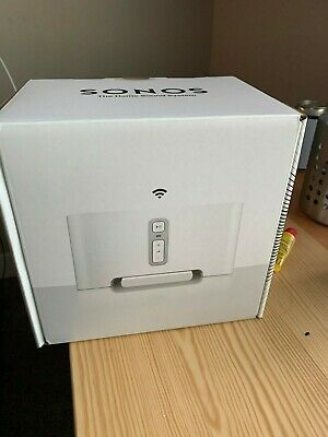 Sonos Wireless CONNECT Music Player - White (CTNZPUS1)