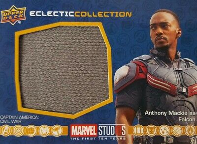 2019 Marvel Cinematic Universe Eclectic Collection Memorabilia Card EC10 FALCON