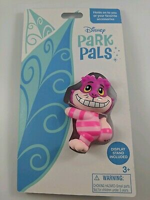 Disney Parks Cheshire Cat Alice In Wonderland Park Pals With Stand New