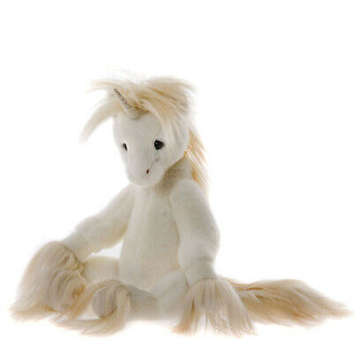 Oona, a 16 inch Unicorn from the 2019 Charlie Bears Collection